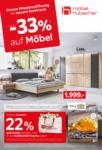Möbel Hubacher Möbel Hubacher Angebote - bis 14.03.2021