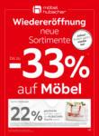 Möbel Hubacher Prospekt - bis 21.03.2021