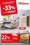 Möbel SVOBODA Möbel Svoboda Angebote - bis 14.03.2021