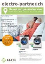 Magazine ELITE Electro mars 2021