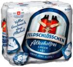 Lidl Feldschlösschen Bier alkoholfrei