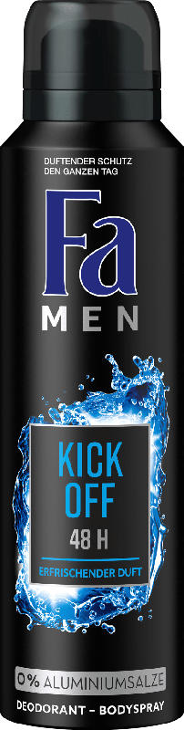 Fa Men Deospray Kick Off @