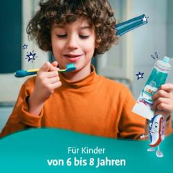 Odol med 3 Zahnpasta Kinder Juniorzahn, 6 bis 8 Jahre