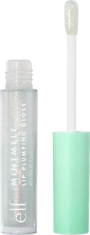 e.l.f. Cosmetics Lipgloss Mint Melt Plumping Gloss Mint Bubbles