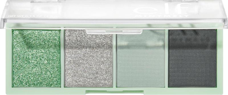 e.l.f. Cosmetics Lidschatten Mint Melt Bite-Size Eyeshadows Mint Palette