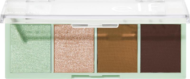 e.l.f. Cosmetics Lidschatten Mint Melt Bite-Size Eyeshadows Mint Chocolate Palette