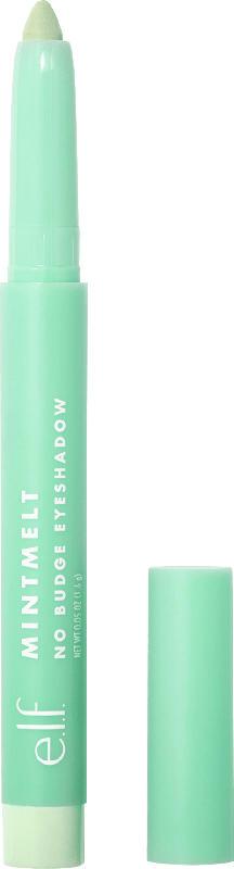 e.l.f. Cosmetics Lidschatten Mint Melt No Budge Eyeshadow Sticks Mint Green