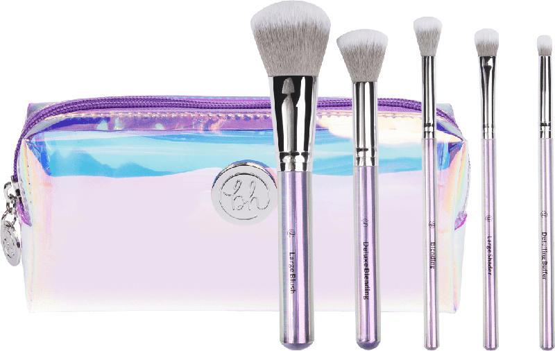 BH Cosmetics Pinselset Flower Power - 5-teilig