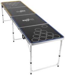 Beer-Pong-Tisch LED-Tischspiel B: 60 cm