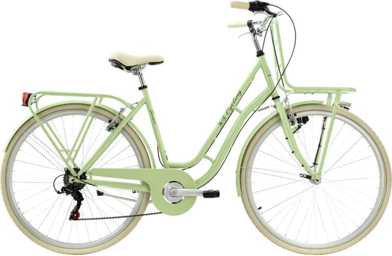 Citybike Swan Grün 28 Zoll RH 48cm