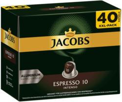Jacobs - Espresso 10 Intenso 40 Kapseln -