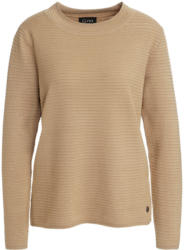 Damen Pullover mit Querrippen (Nur online)