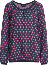 Damen Bluse im Sweat-Style (Nur online)