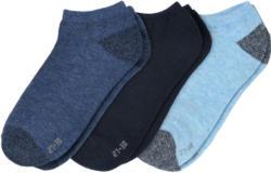 3 Paar Kinder Sneaker-Socken im Set
