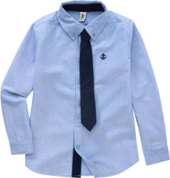 Jungen Hemd mit Krawatte (Nur online)