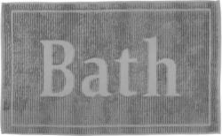BADEMATTE Anthrazit 50/80 cm