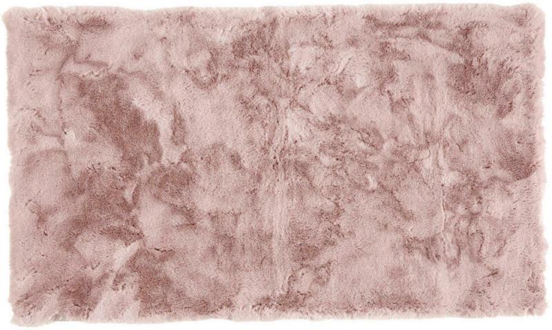 BADEMATTE Pink 70/120 cm