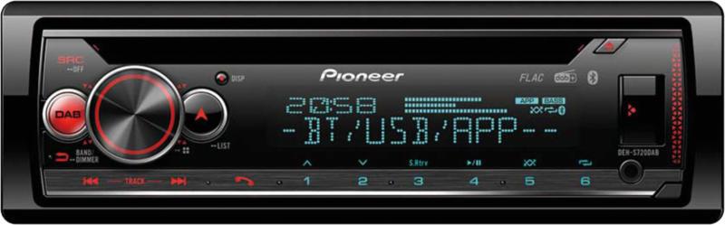 -23% auf den Pioneer CD-Tunder DEH-S720DAB