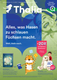 Thalia Flugblatt - 11.3. - 4.4.