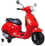 Möbelix Kindermotorrad Ride-On Vespa Gts 125 Rot