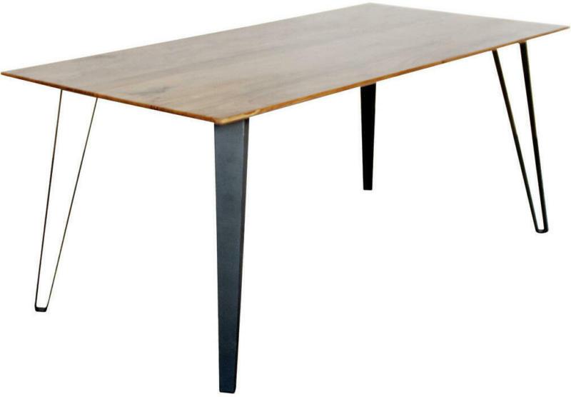 Esstisch in Holz 140/90/76 cm