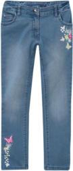 Mädchen Skinny-Jeans mit Stickereien (Nur online)
