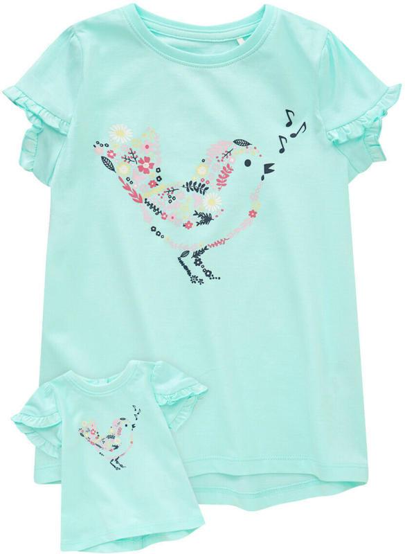 Mädchen T-Shirt mit Puppenshirt (Nur online)