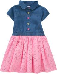 Mädchen Kleid mit Lochmuster (Nur online)