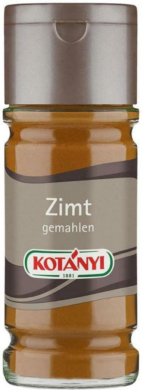 Kotányi Zimt Gemahlen groß