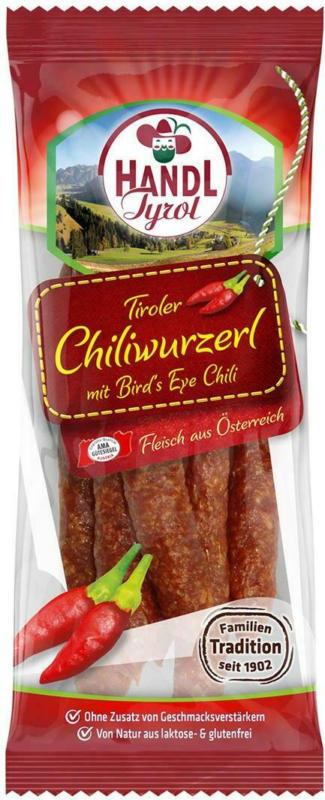 Handl Tyrol Tiroler Chiliwurzerl