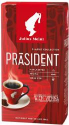 Julius Meinl Kaffee Präsident Gemahlen