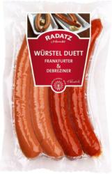 Radatz Würstel Duett