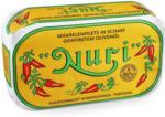 BILLA PLUS Nuri Makrelenfilets in scharf gewürztem Olivenöl