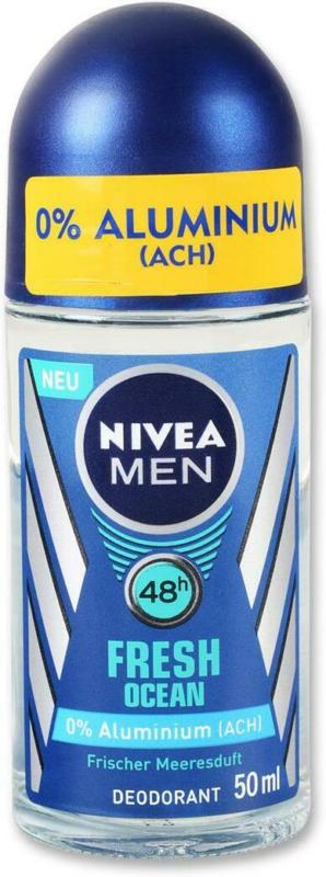 Nivea Men Fresh Ocean Roll-On