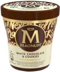 Eskimo Magnum White Chocolate Cookies