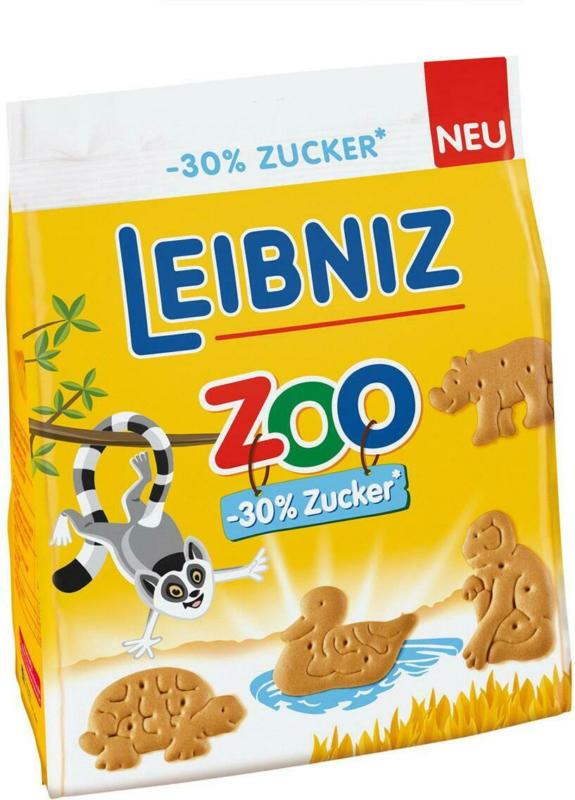 Leibniz Zoo -30% Zucker