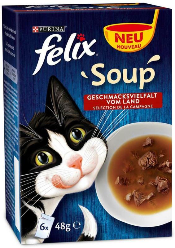 Felix Soup Geschmacksvielfalt vom Land