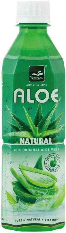 Tropical Aloe Vera Natural