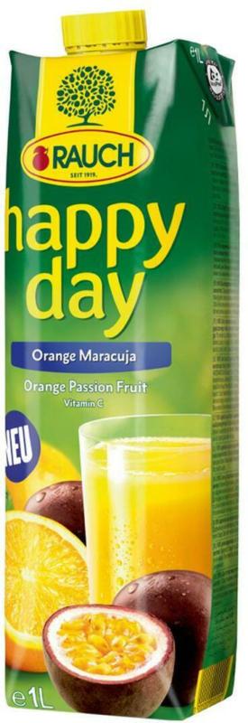 Rauch Happy Day Orange Maracuja