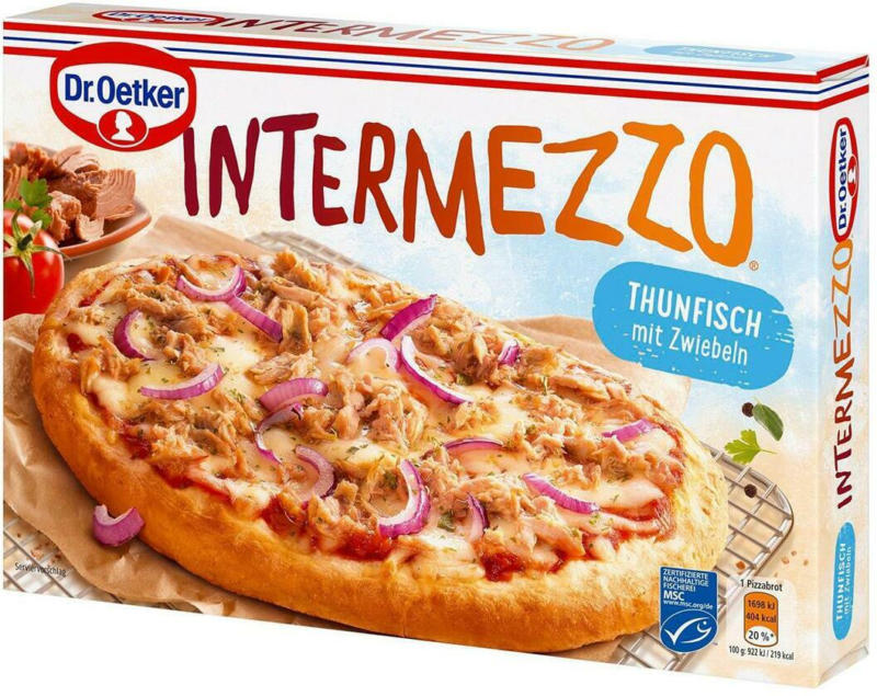 Dr. Oetker Intermezzo Thunfisch