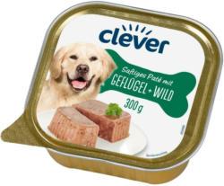 Clever Saftiges Paté mit Geflügel und Wild