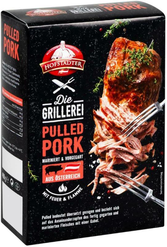 Hofstädter Pulled Pork Die Grillerei