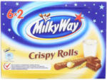 BILLA Milky Way Crispy Rolls - bis 15.05.2021