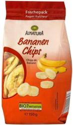 Alnatura Bananen Chips