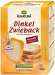 BILLA Alnatura Dinkel Zwieback