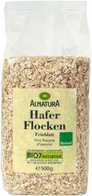 Alnatura Haferflocken Feinblatt