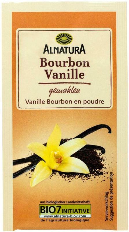 Alnatura Bourbon Vanille gemahlen
