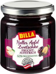 BILLA Holler Apfel Zwetschke Fruchtaufstrich