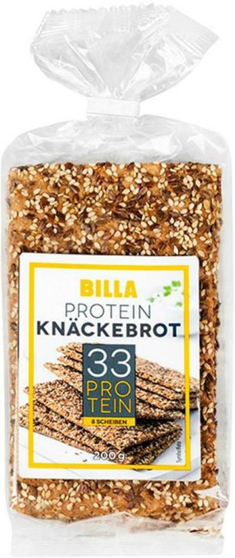BILLA Protein Knäckebrot