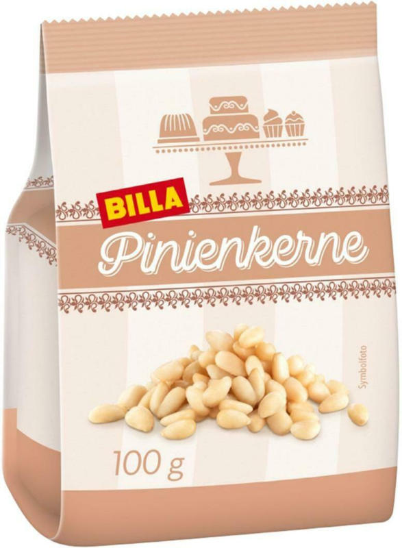 BILLA Pinienkerne